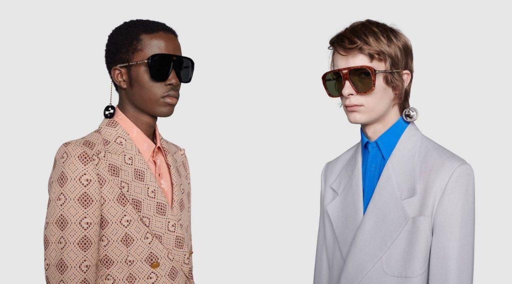 #ItemCrush: Kính gắn charm độc đáo từ Gucci
