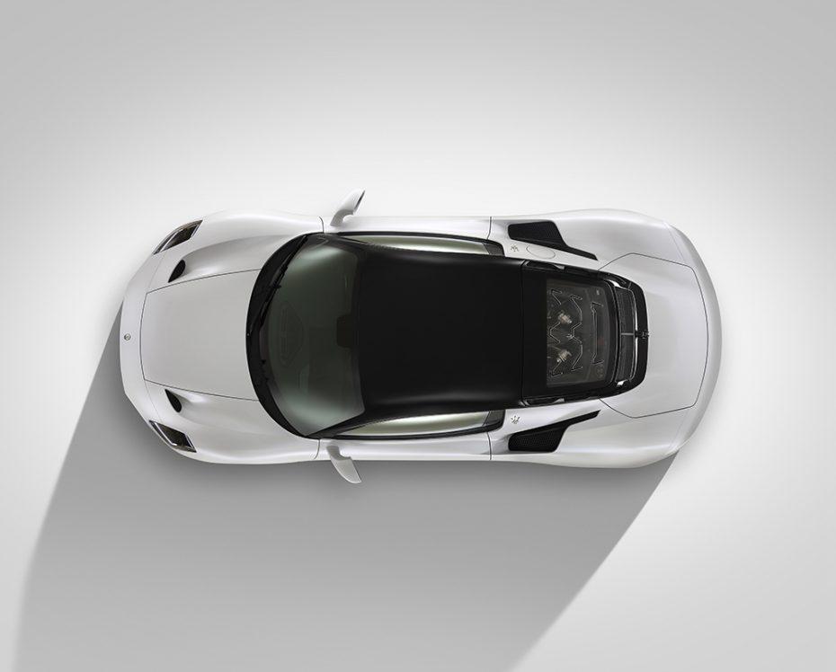 Maserati MC20 đánh dấu sự trở lại của ông hoàng tốc độ
