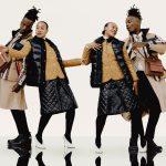 Dàn tài năng trẻ khiêu vũ trong chiến dịch quảng cáo mới nhất của Burberry
