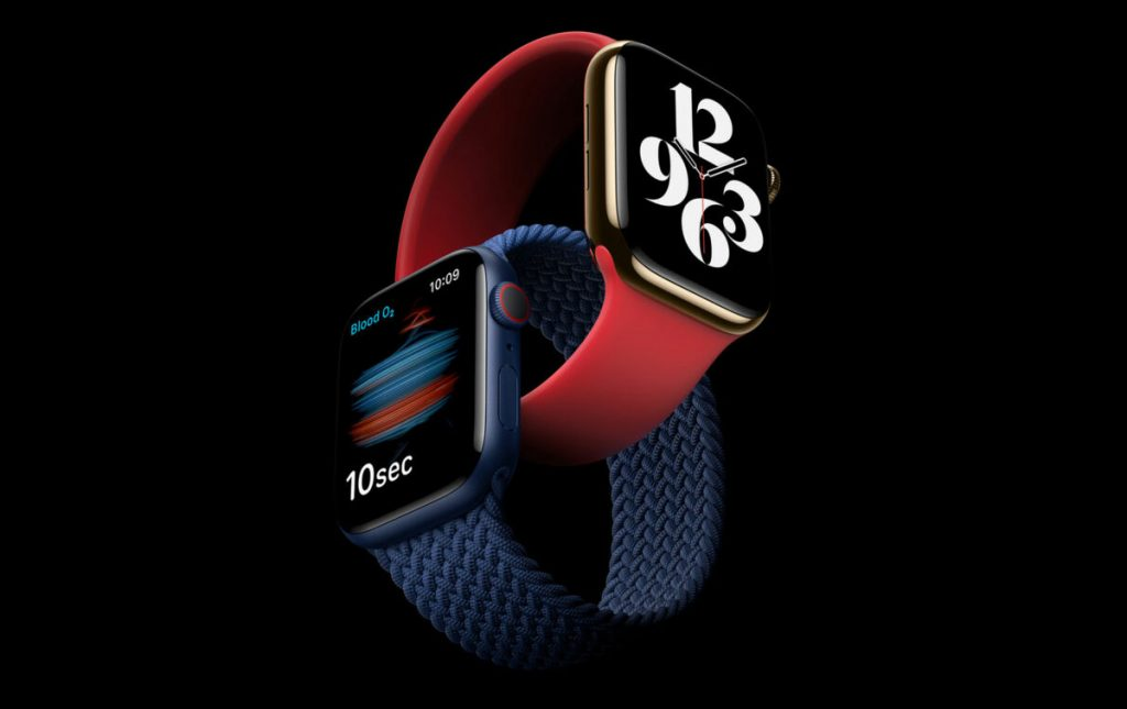 Tất tần tật về dòng đồng hồ thông minh Apple Watch 6