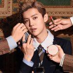 Luhan chính thức trở thành đại sứ thương hiệu Gucci