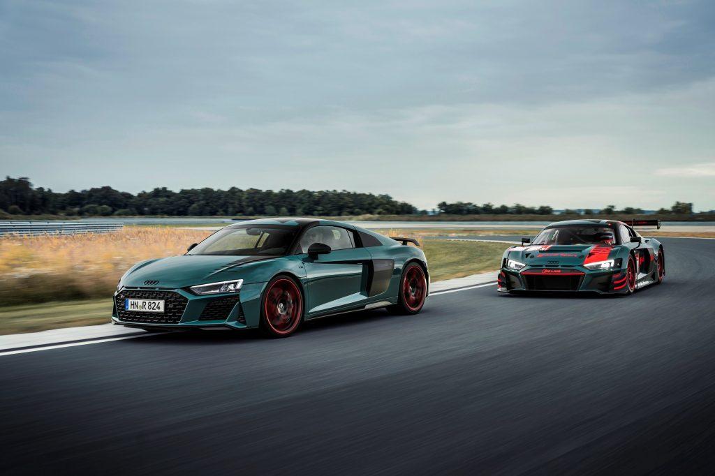 """Audi R8 Green Hell Edition: """"Địa ngục xanh"""" dành cho người mê xe thế hệ Millennials và Gen Z, giá khởi điểm 274.000 USD"""