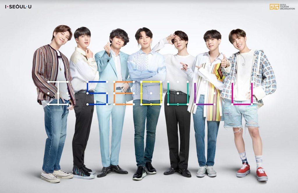 BTS ra mắt chuỗi video quảng bá du lịch SEOUL