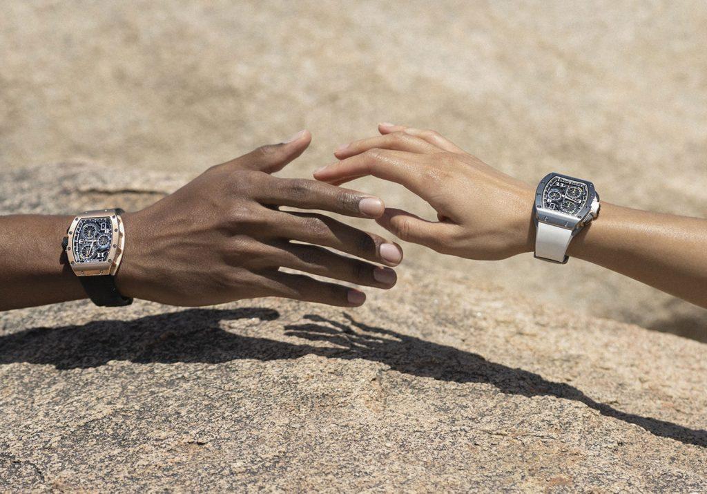 """Richard Mille: Thế nào là khái niệm """"không – thời gian""""?"""