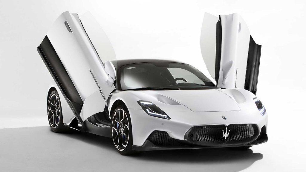 Maserati trở lại ngôi vương tốc độ với siêu xe MC20