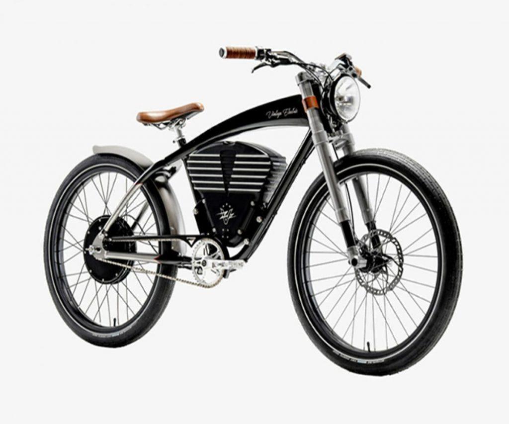 Yêu vẻ đẹp cổ điển? Xe đạp điện Vintage Electric là một lựa chọn