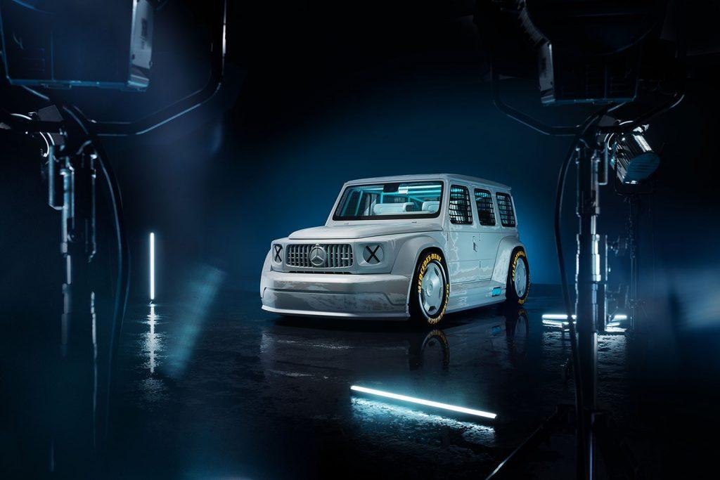 Mercedes-Benz hợp tác cùng Virgil Abloh: Chưa ra mắt đã được săn đón