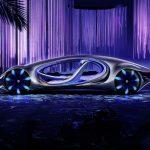 Mercedes-Benz bắt tay James Cameron, tạo nên xe hơi phong cách Avatar