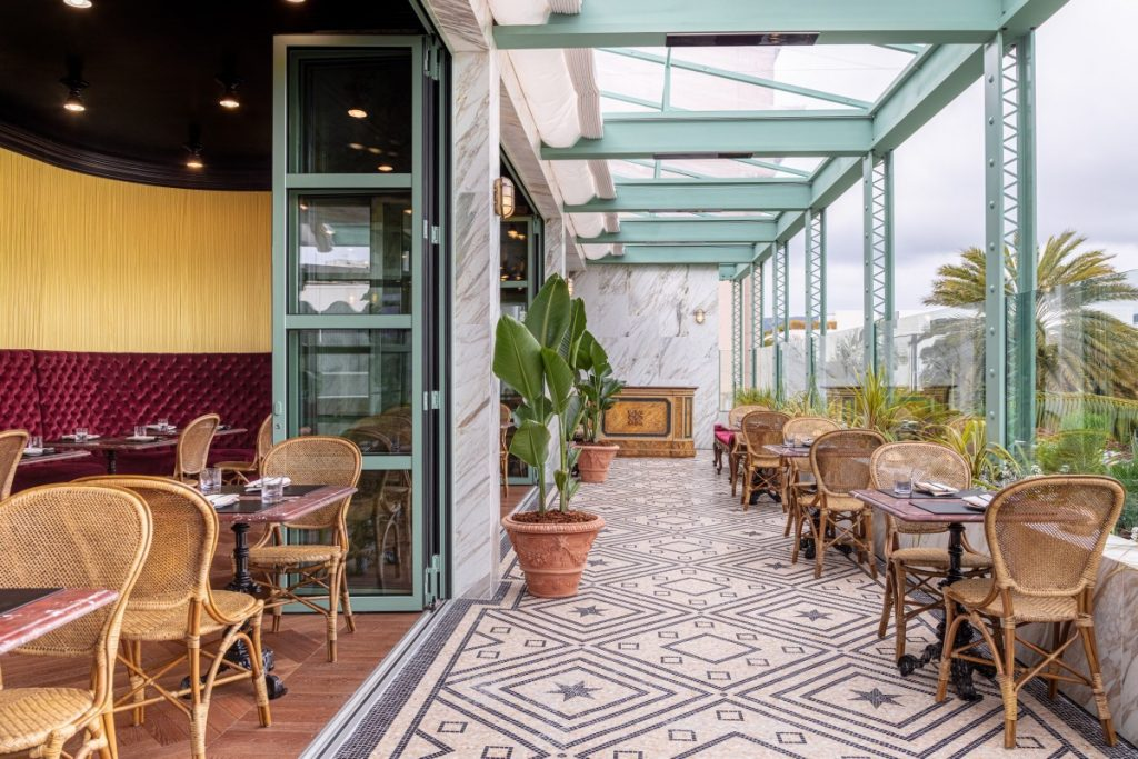 Bên trong nhà hàng Gucci tại Florence cùng đầu bếp 3 sao Michelin