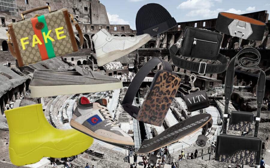 """Item crush: 12 phụ kiện """"thần thánh"""" mùa Thu/Đông 2020 gọi tên boots Bottega Veneta BV Puddle, túi Gucci 'Fake/Not', Hộp đựng tai nghe da bòValentino Garavani VLTN"""
