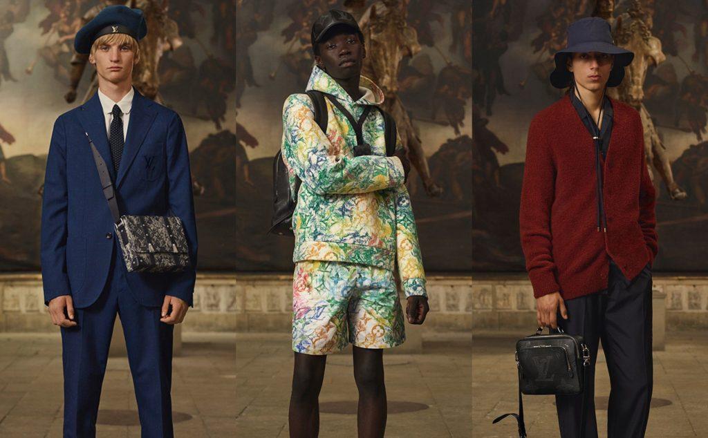 Louis Vuitton tôn vinh tinh thần phiêu lưu trong BST tiền Xuân 2021