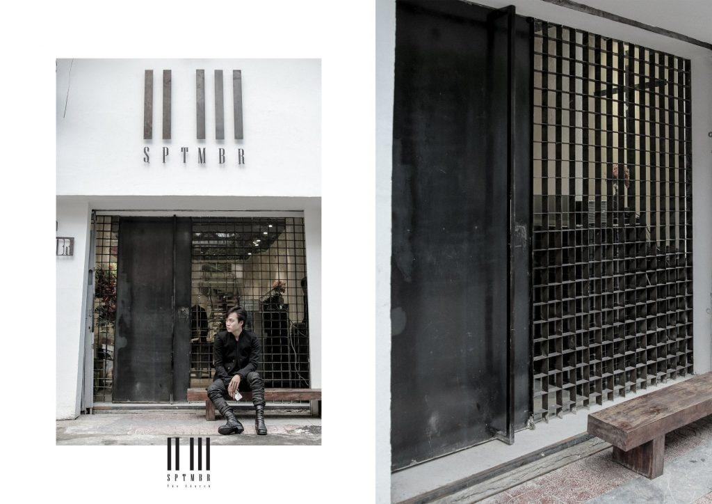 Gặp gỡ Công Kha của 23'SPTMBR: Chất gothic cho quý ông Sài Gòn (trong đó có Binz và Andy Cao)