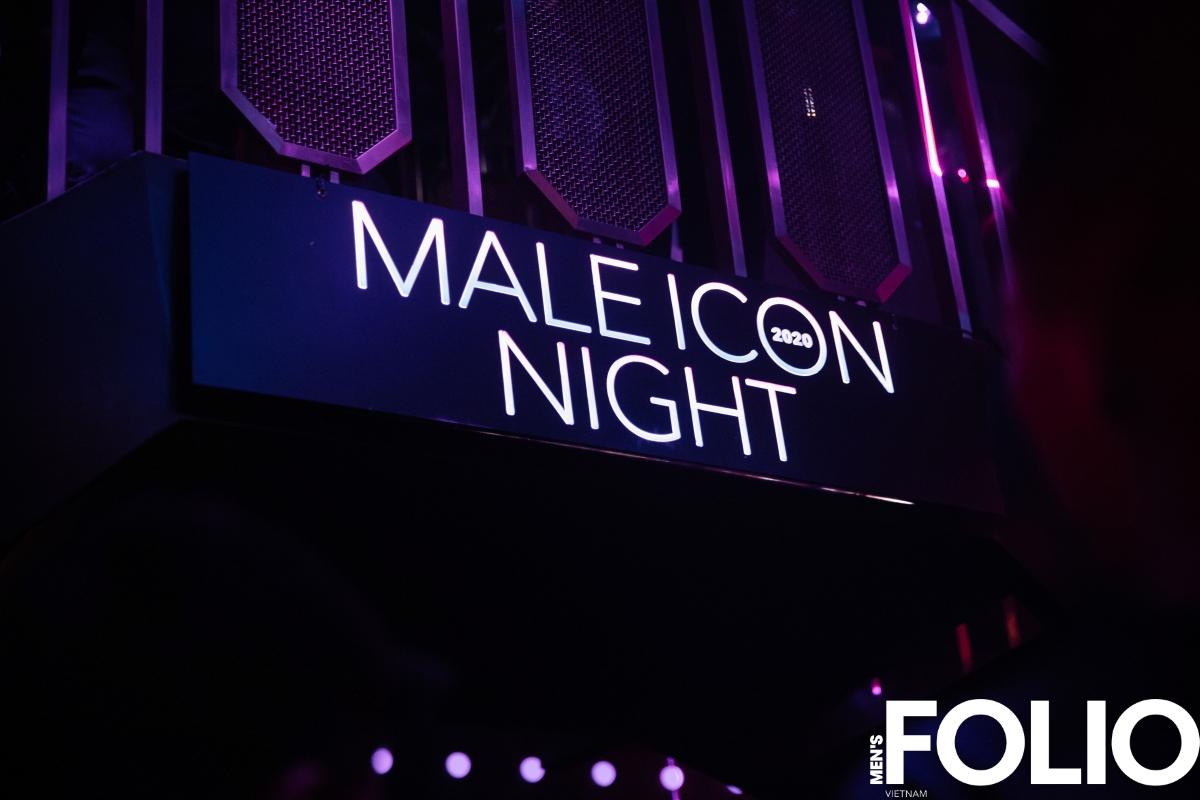Men's Folio Male ICON Night