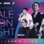 """""""Amazing, good job!"""" với dàn nghệ sĩ đỉnh cao tại Male ICON Night 2020"""