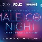 Male ICON Night 2020 chính thức khởi động: Đêm tiệc của quý ông sành điệu