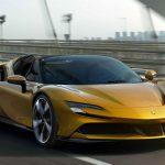 Ferrari SF90 Spider: Siêu xe thể thao sành điệu và thời trang dành cho quý ông