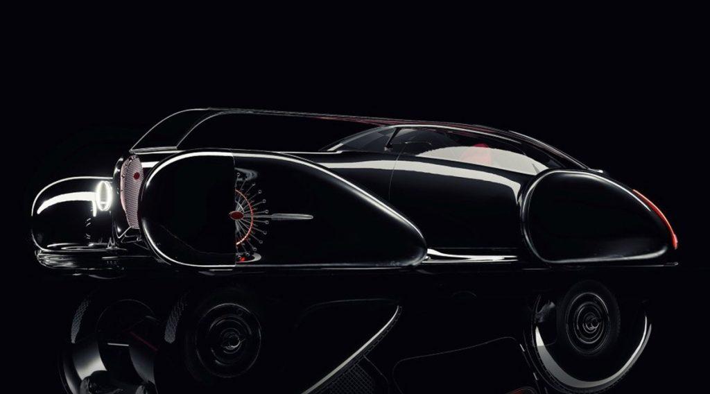 Bugatti hiện đại hóa dòng Coupé 1930 cổ điển: Sống dậy quá khứ huy hoàng