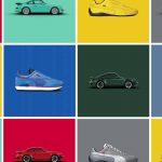 PUMA hợp tác cùng Porsche: Từ siêu xe trứ danh đến BST giày hợp thời dành cho quý ông sành điệu