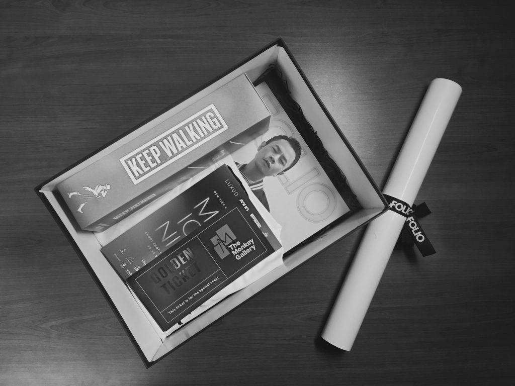 "Male ICON Night 2020: ""Bóc tem"" 5 items cực chất của VIP Gift Box"