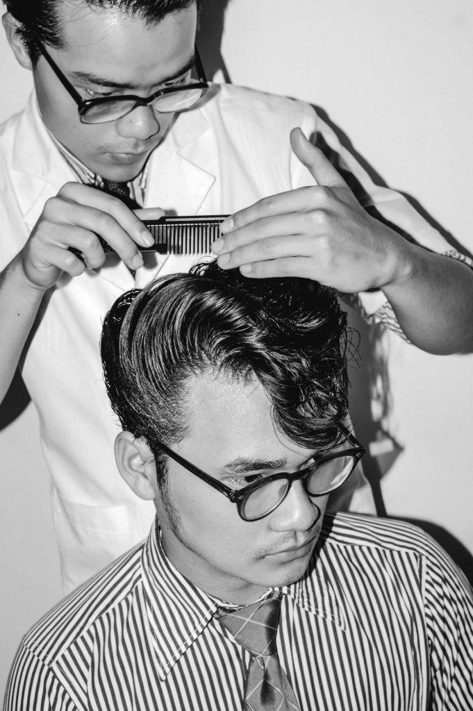 Pomade dạng sáp, bí thuật cho mái tóc Quý Ông