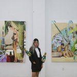 Chiêm ngưỡng loạt tranh sơn dầu tươi mới của nữ họa sĩ Luh Gede 23 tuổi đến từ Indonesia