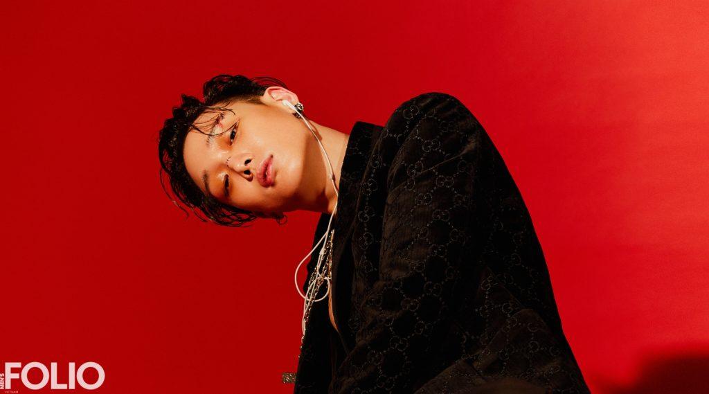 Men's FOLIO phỏng vấn độc quyền: iKON Bobby, chàng rapper đầy nội tâm của K-Pop