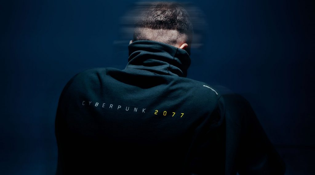 """Tựa game viễn tưởng """"Cyberpunk 2077"""" cùng fragment design ra mắt bộ sưu tập streetwear"""