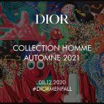 [LIVESTREAM] Dior công chiếu trực tuyến show diễn thời trang Dior Men mùa Thu 2021
