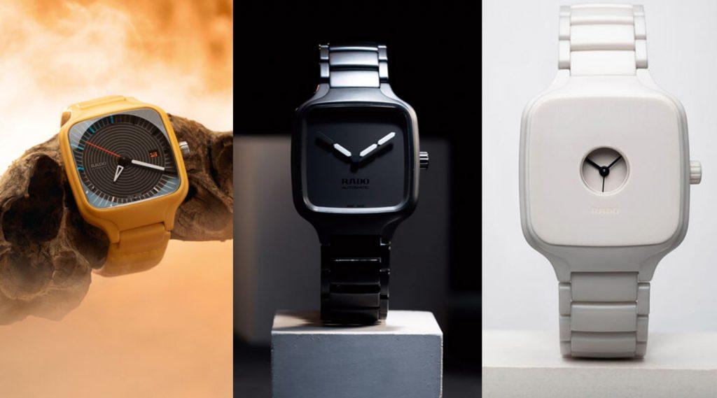 Rado chính thức trở lại cùng dòng đồng hồ thời trang True Square Designer Collection