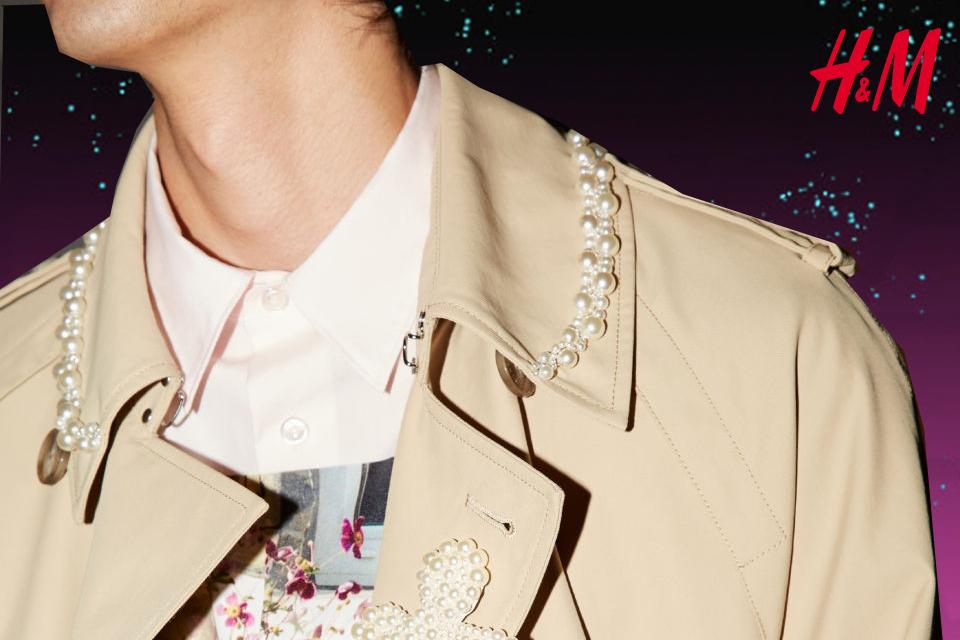 Simone Rocha x H&M và câu chuyện đa sắc tộc trên từng thước vải
