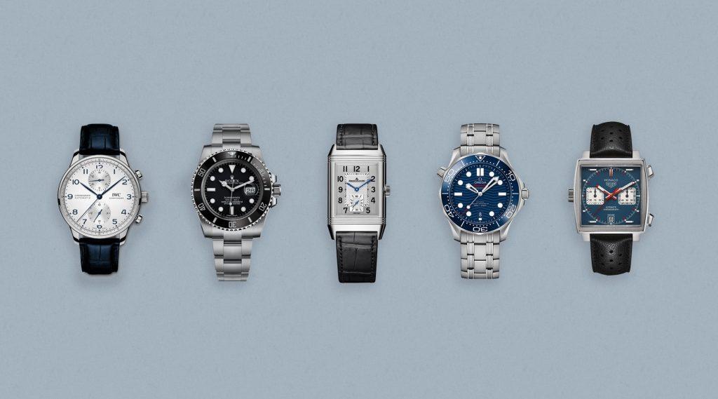 Điểm mặt 10 biểu tượng đồng hồ nam kinh điển nhất mọi thời đại
