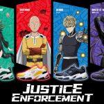 Skechers đánh dấu sự kết hợp cùng siêu anh hùng One Punch Man