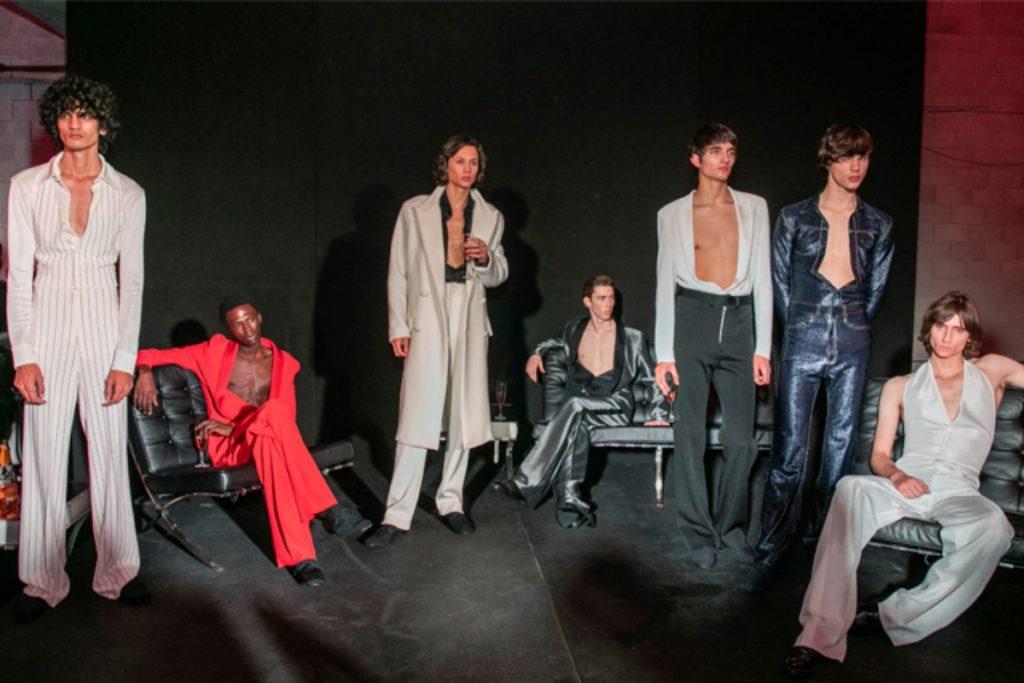 Milan tiếp tục số hóa Tuần lễ thời trang Menswear Thu Đông 2021