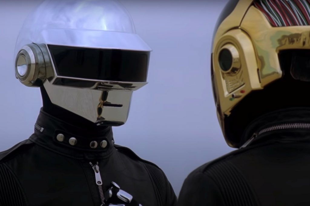 Bộ đôi huyền thoại Daft Punk chính thức tan rã