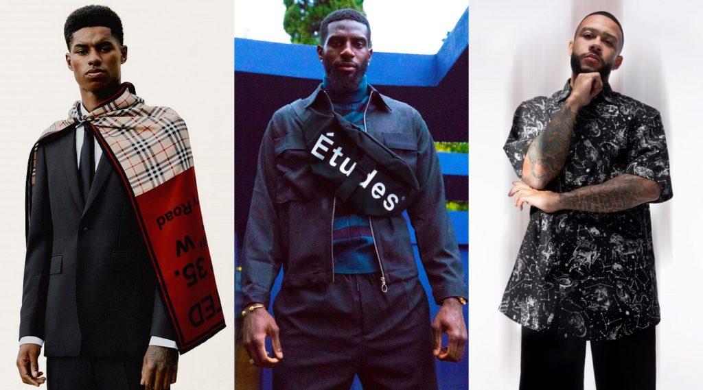 Cầu thủ bóng đá – những biểu tượng thời trang mới