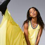 Onitsuka Tiger cùng Willow Smith kết hợp yoga vào bộ ảnh thời trang Xuân Hè 2021