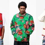 Supreme thể nghiệm màu sắc hip Hop Âu Mỹ trong bộ sưu tập Xuân Hè 2021