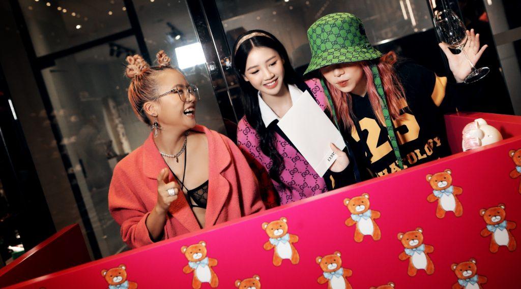 Bộ sưu tập capsule Kai x Gucci chính thức ra mắt tại Việt Nam