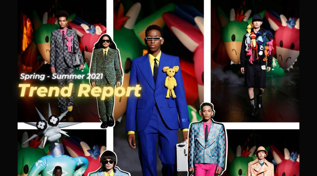 Tổng hợp xu hướng thời trang Xuân Hè 2021: Cột mốc thời gian
