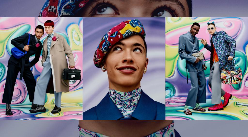 Chiến dịch Dior Men mùa Thu 2021: Sắp Thu rồi, chơi Hè thôi!