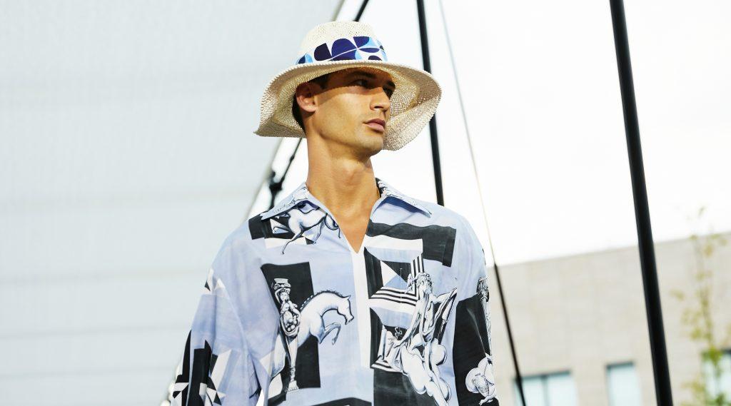 Dolce&Gabbana Xuân Hè 2021: Chất liệu vùng ven Địa Trung Hải