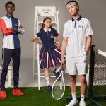 BST giới hạn Brooks Brothers x FILA: Trải nghiệm môn quần vợt phong cách mới