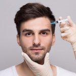 Xu hướng làm đẹp mới: tiêm filler để tăng vẻ nam tính