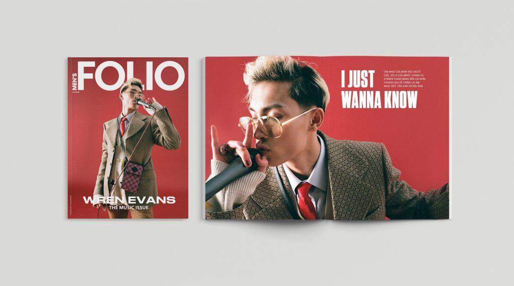 Men's Folio Vietnam #4 – The Music Issue: Âm nhạc và Thời trang, cặp đôi cộng hưởng không thể tách rời