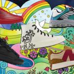 Mùa hè rực rỡ cùng top 5 mẫu sneakers của các thương hiệu đình đám