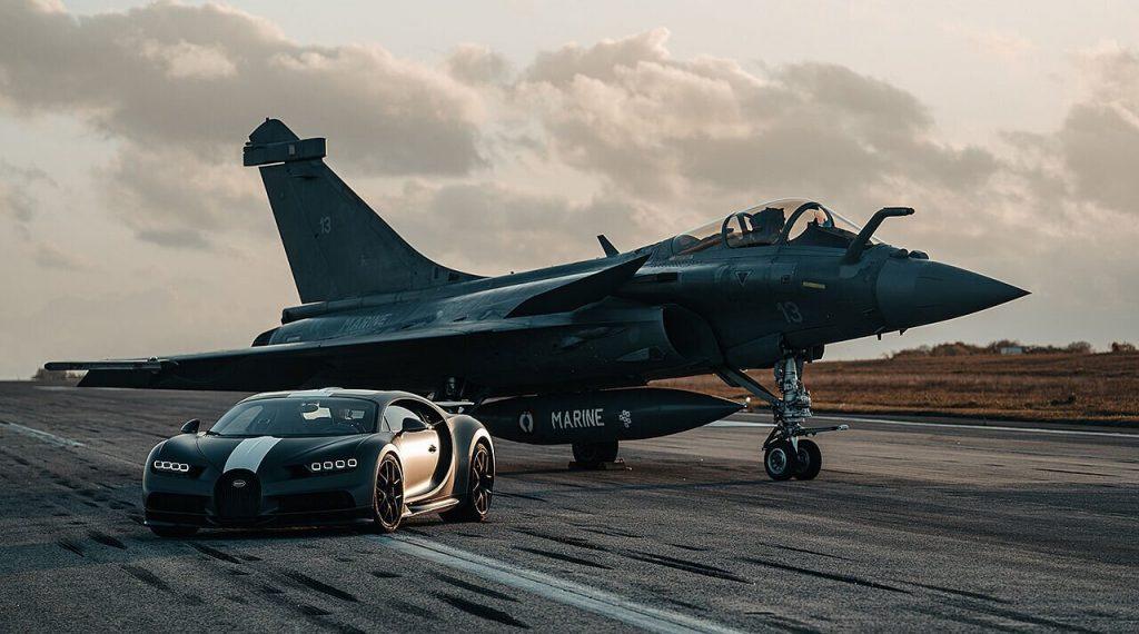 Bugatti Chiron Sport phiên bản giới hạn: huyền thoại của bầu trời