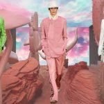 Dior Men Xuân Hè 2022: Chuyến viễn du đến sa mạc ngay trong lòng thủ đô Paris
