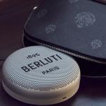 Berluti kết hợp Bang & Olufsen ra mắt dàn thiết bị âm thanh thời thượng