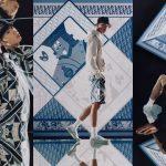 Dior Men tiếp tục kết hợp cùng Kenny Scharf cho bộ sưu tập Mùa Đông 2021