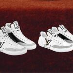 Louis Vuitton ra mắt dòng giày chất liệu bền vững đầu tiên